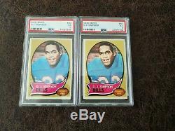 (1) 1970 Topps OJ Simpson rookie #90 PSA 5 Buffalo Bills Legend Pick 1
