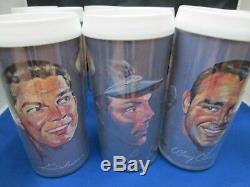 1965 RARE Buffalo Bills AFL Set of 12 Volpe Cup Tumblers