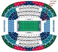 2 Tickets Buffalo BILLS @ vs Dallas COWBOYS 11/28 Section 145 Row 8 THANKSGIVING