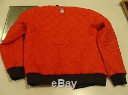 2012-13 NFL Buffalo Bills M FZ Destroyer Reversible Jacket Football
