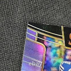 2018 Select Josh Allen Silver Prizm Refractor Rookie #24 Concourse SP RC Bills