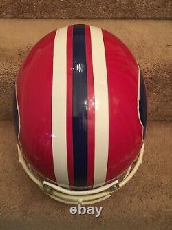 Authentic Vintage Buffalo Bills Rawlings AIMS Football Helmet Thurman Thomas