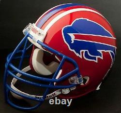 BRUCE SMITH Edition BUFFALO BILLS Riddell REPLICA Football Helmet NFL