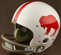 BUFFALO BILLS 1962-1964 NFL Authentic THROWBACK Football Helmet