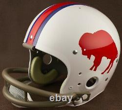 BUFFALO BILLS 1965-1973 NFL Authentic THROWBACK Football Helmet