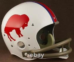 BUFFALO BILLS 1965-1973 NFL Riddell TK Suspension Football Helmet