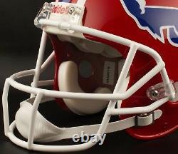 BUFFALO BILLS 1987-1999 NFL Riddell REPLICA Throwback Football Helmet