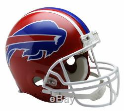 BUFFALO BILLS 1987-2001 NFL Riddell VSR-4 AUTHENTIC Throwback Football Helmet