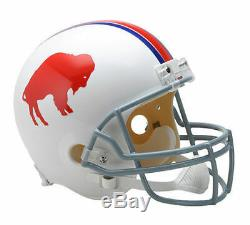 BUFFALO BILLS NFL 1965-1973 Riddell REPLICA Throwback Football Helmet
