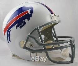 BUFFALO BILLS NFL Riddell Full Size Deluxe REPLICA Football Helmet