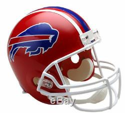 BUFFALO BILLS NFL Riddell Full Size REPLICA Throwback Football Helmet