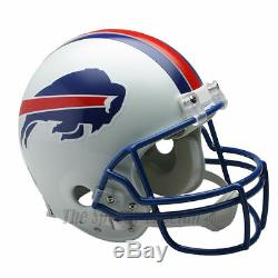 Buffalo Bills 76-83 Throwback NFL Authentic Football Helmet