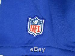 Buffalo Bills Nike Pullover Men's Blue Short Sleeve New 4X Large