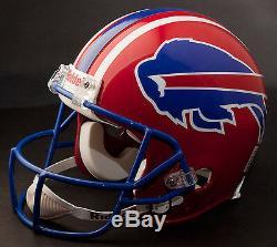 JIM KELLY Edition BUFFALO BILLS Riddell AUTHENTIC Football Helmet NFL