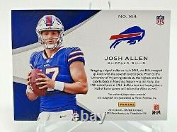JOSH ALLEN 2018 LIMITED 26/125 Rookie Autograph PATCH 4 Color RC AUTO Card