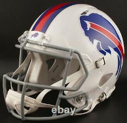 JOSH ALLEN Edition BUFFALO BILLS Riddell Speed REPLICA Football Helmet NFL