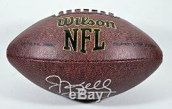 Jim Kelly Signed Autographed Wilson Super Grip Football with PSA COA