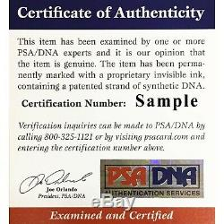Josh Allen Autographed Buffalo Bills Signed NFL Football Mini Helmet PSA DNA COA
