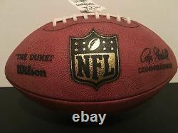 Josh Allen Buffalo Bills Signed NFL Football