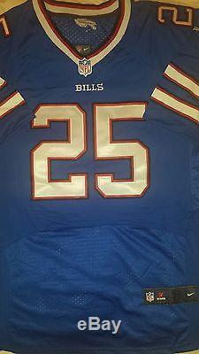 Lesean McCoy Buffalo Bills Nike Elite Men's Jersey