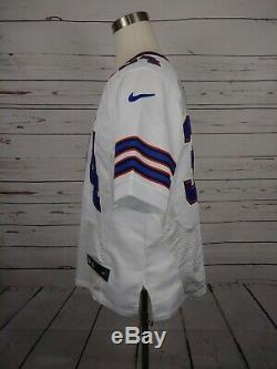 NFL Nike On Field Thurman Thomas 34 Buffalo Bills Sz 40 Medium Football Jersey