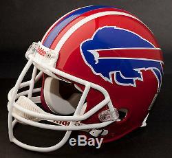 THURMAN THOMAS Edition BUFFALO BILLS Riddell AUTHENTIC Football Helmet NFL