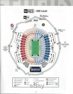 Two (2) Buffalo Bills Home Tickets vs Philadelphia Eagles 10-27-19