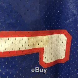 Vintage Buffalo Bills Bryce Paup Football Jersey Size 40 Champion Pro Cut