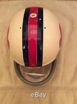 Vintage Riddell Kra-Lite Football Helmet-1970 Buffalo Bills- Very Rare